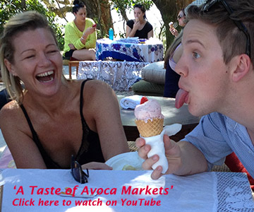 'A Taste of Avoca Markets' by Mike Rubbo